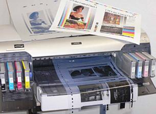 Цветоотделки за ситопечат с обикновен мастиленоструен принтер и нов предпечатен филм KATANA SITO