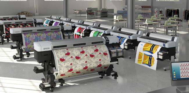 Пълна 3-годишна гаранция за сублимационните принтери Epson SureColor F7200 и F9200, от Epson и FACTOR.BG