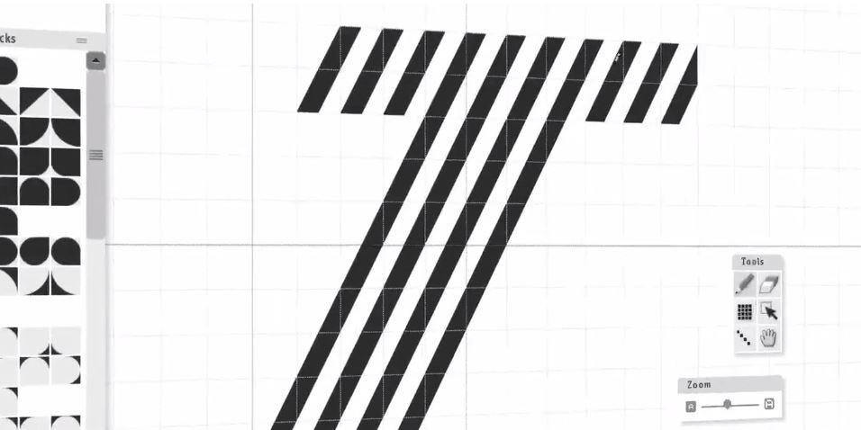 Създаване на шрифтове от геометрични форми с FontStruct