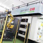 Офсетовата технология на Comexi CI8 - нов хоризонт при производството на гъвкавите опаковки
