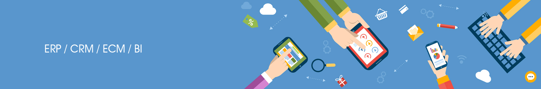 Актуални възможности за еврофинансиране за ИТ системи за управление