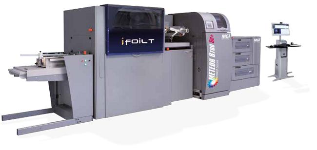 Добавена стойност от металик цветове за печатните ви продукти