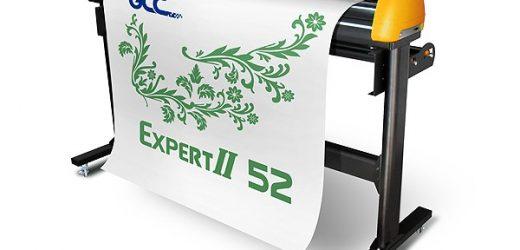 Expert II – наследникът на най-продаваната серия входен производствен клас режещи плотери