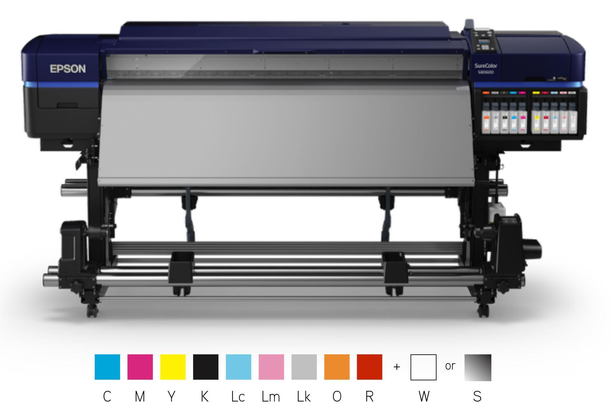 ГЕД представя: серия принтери Epson SureColor S