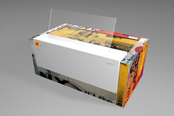 CTP за флексо клишета Kodak NX