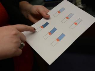 Отпечатване на хартиени тест ленти за глюкомери чрез мастиленоструен принтер