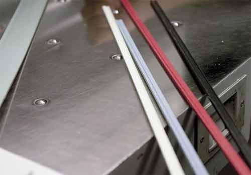 Превърни книговезкия нож в биговачка