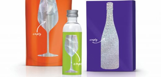 Холографските изображения са новият хит в опаковките