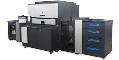 HP 7R Indigo взима голяма преднина пред конкуренцията