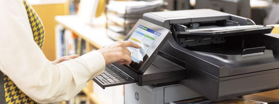 HP представи решения за по-голяма сигурност при печата