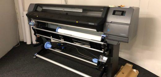 Нова система HP Latex 335 Print&Cut в Принт Груп