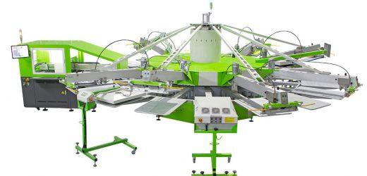 ROQ пуска на пазара хибридна машина за цифров и ситопечат
