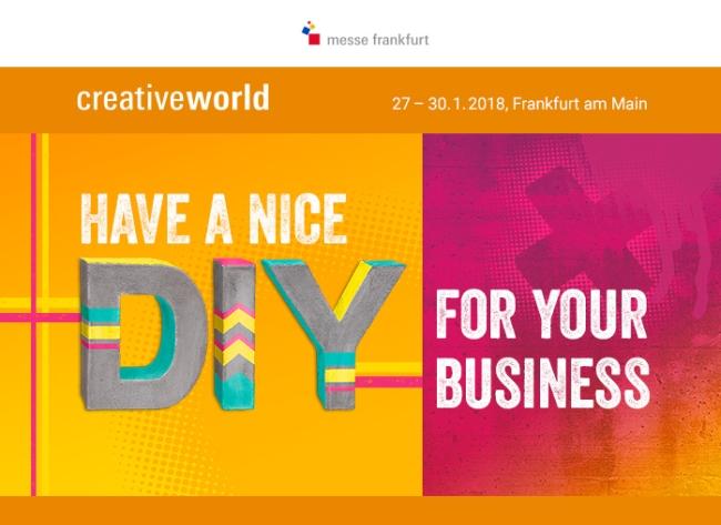 Време е да планирате своето посещение на Creativeworld