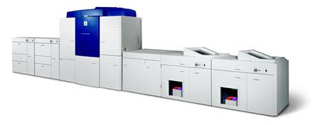 Фреш Дизайн ООД пусна в експлоатация Xerox iGen3 110