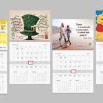 Купете календари с благотворителна цел