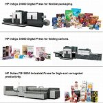 HP Indigo на изложението Interpack 2014