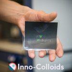 Вече е възможен печат на на холограми чрез мастиленоструйна технология