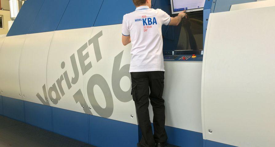 KBA и Xerox се насочват към пазара на опаковки от картон с 40-инчова дигитална листова печатна машина