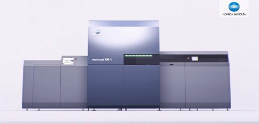 30 инсталации на AccurioJet KM-1 в световен мащаб