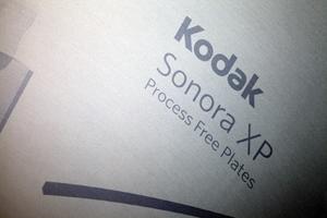 Нови пластини и химикали за печатарите по време на Друпа от Кодак