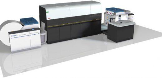 Kodak представи най-бързата в света черно-бяла мастиленоструйна печатна машина