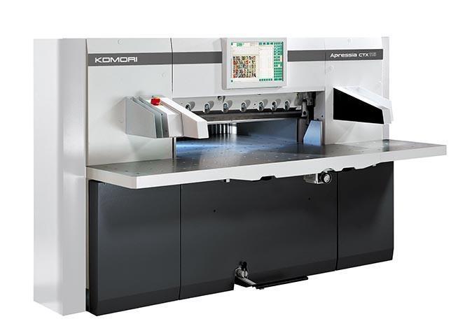 Автоматизирани системи за форматиране Komori Apressia CTX