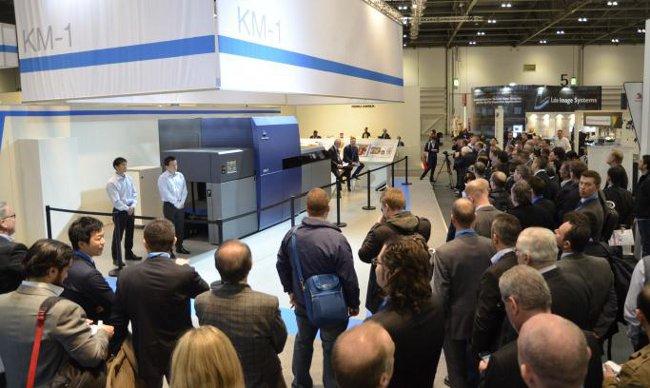Дигитални машини за печат на етикети и опаковки са новостите от Konica Minolta на Ipex