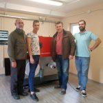 Пловдивската печатница ADP Print се оборудва с машина New Solution NSPRO.