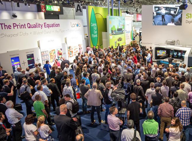 Поръчките за нанографски машини на Landa от drupa са на стойност 450 милиона евро