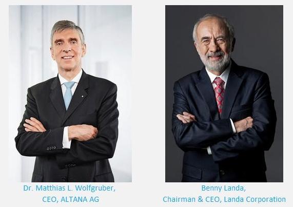 Алтана Груп инвестира 100 милиона евро в нанотехнологията на Бени Ланда
