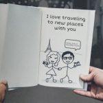 Зарадвайте най-близкия си с персонализирана книга за влюбени