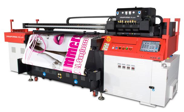 Дигитална печатница S360 се оборудва с машина за директен печат