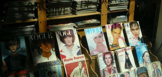 Какви бяха тенденциите при списанията през 2014