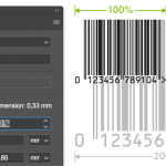 Нова разработка за генериране на баркодове в Illustrator и Indesign