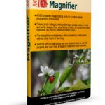 Увеличение на цифрови изображения с Magnifier v.1.0