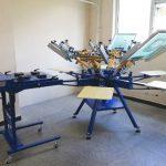 Поредна инсталация на ръчен карусел MAN 6x6