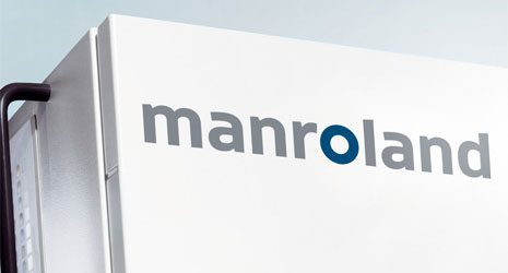 Manroland Sheetfed приключи годината на плюс