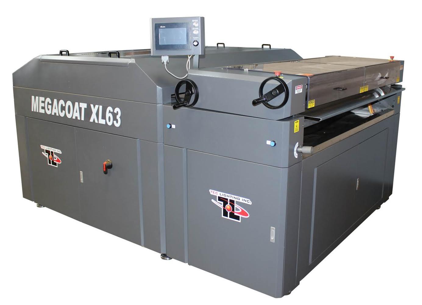 Машини за нанасяне на UV покрития за дигитален, офсетов и широкоформатен печат