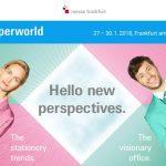 Използвайте безплатните услуги, когато подготвяте посещението си на Paperworld