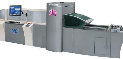 MGI персонализира 20 000 корици с релеф и топъл печат