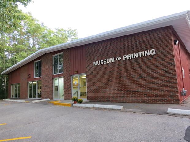 Музей на печата отвори врати в близост до Бостън
