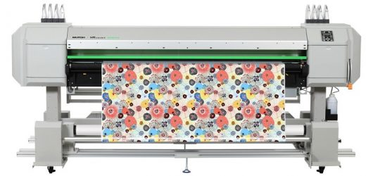Нов високоскоростен сублимационен принтер от MUTOH