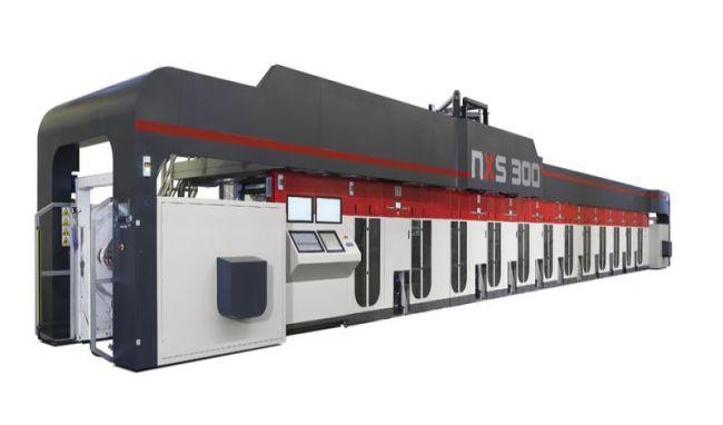 ГЕД представя Uteco NXS300 - една нестандартна машина за дълбок печат