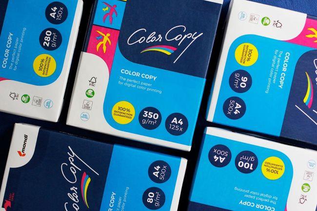 Европапир България със специална кампания за хартията Color Copy