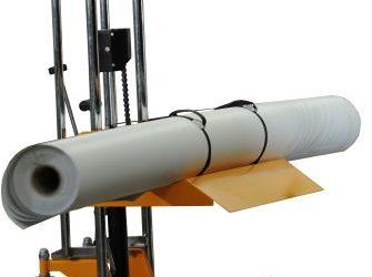 Количка-повдигач за тежки медии за печат On-A-Roll Media Lifter