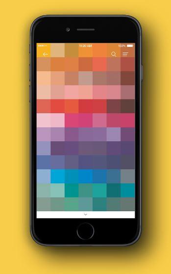 Pantone пусна приложение за iPhone