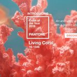 Pantone цвета на 2019 година е 16-1546 Living Coral