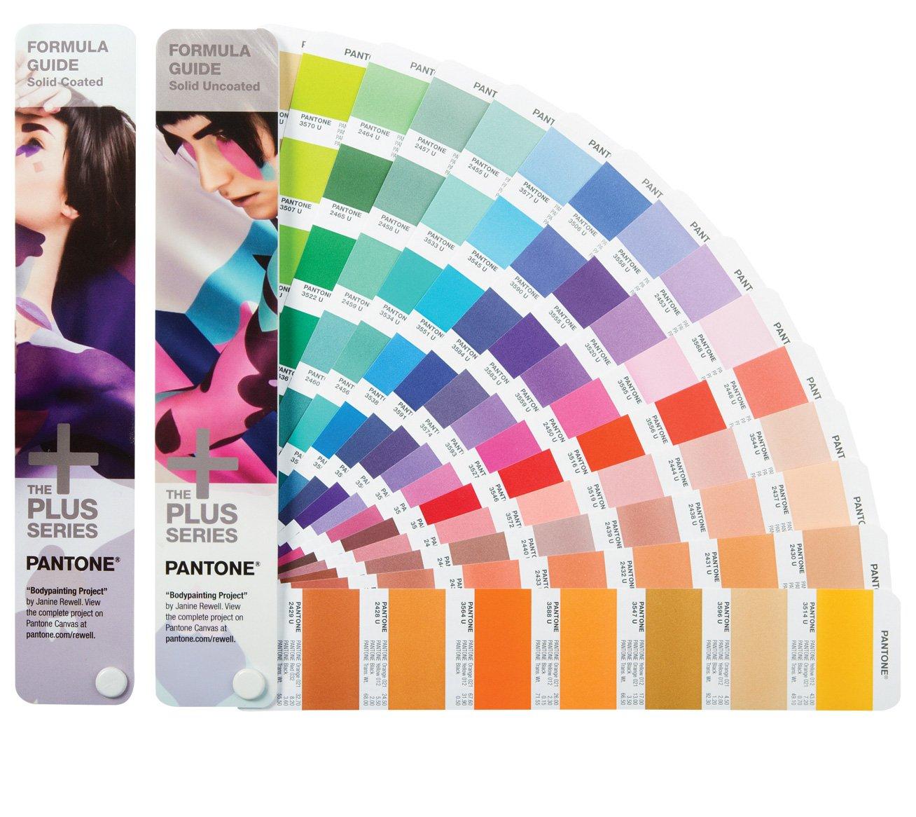 Нови 112 цвята на Pantone за графичен дизайн