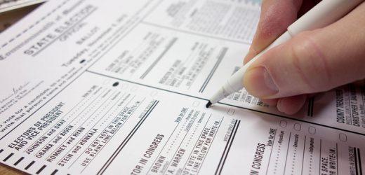 В щата Мериленд отново ще гласуват с хартиени бюлетини