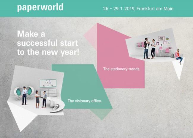 Време да планирате посещението на Paperworld